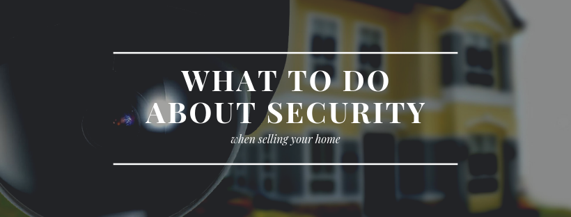 What to do about security